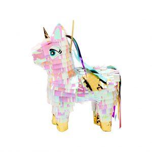 pinata unicorn eenhoorn feest kids kinderen