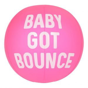 baby got bounce bal beach strandbal