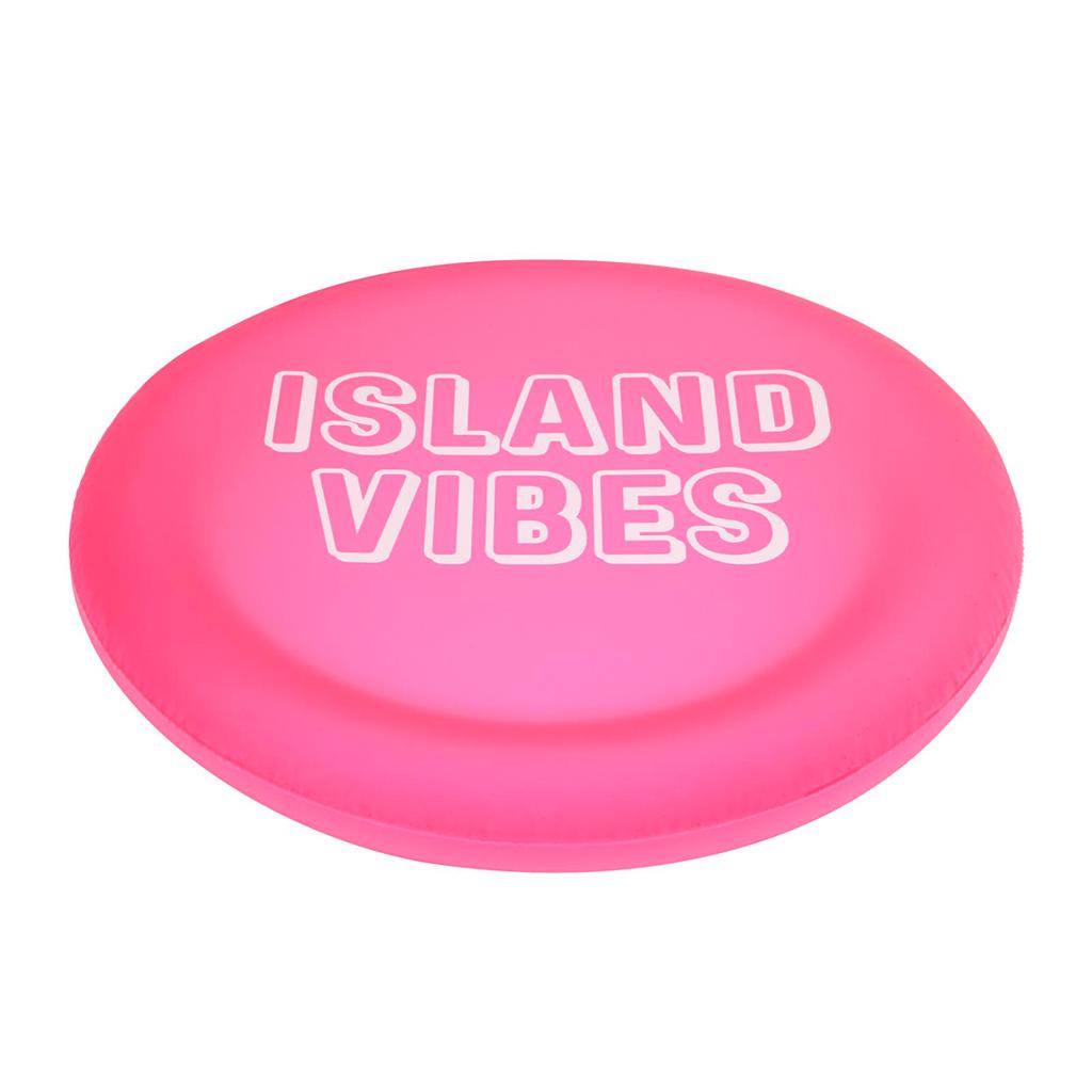 frisbee roze gooien strand sunnylife