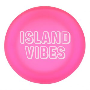 island vibes frisbee