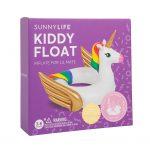 verpakking doos box eenhoorn float zwemband