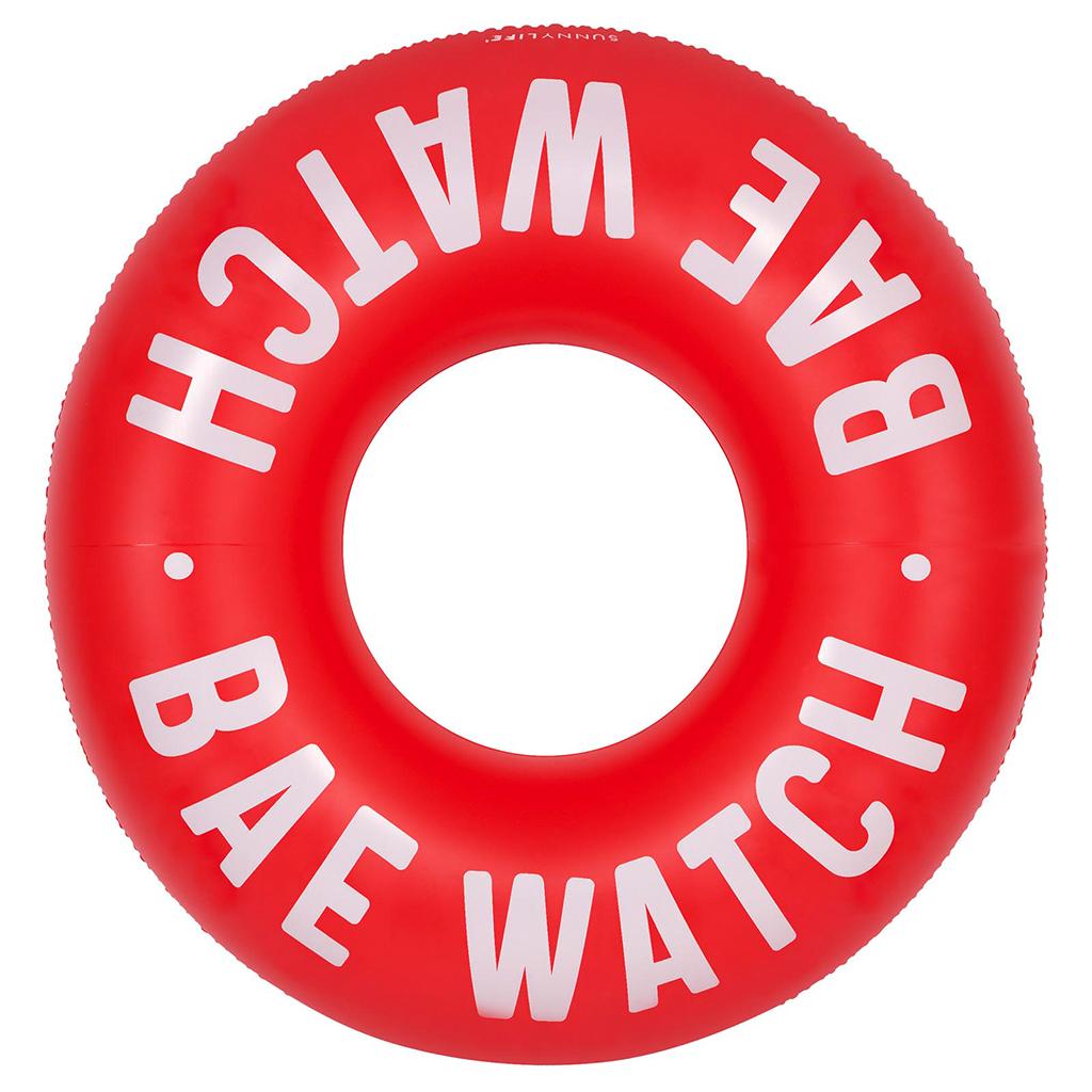 rode zwemband opblaas baar groot