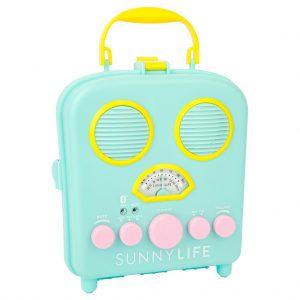 Radiobox speeker baluw roze waterproof waterdicht spotdicht