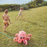 sprinkler octopus sproeier water kids kinder fun plezier
