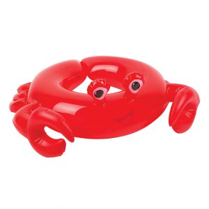 krab crab kiddy float kinderen sunnylife