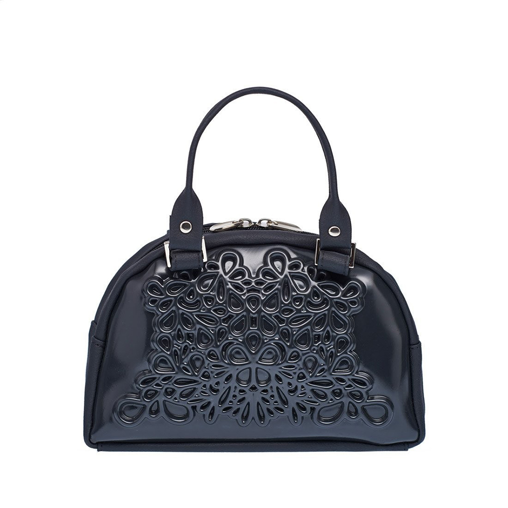 Bucket Bag Black Medusa