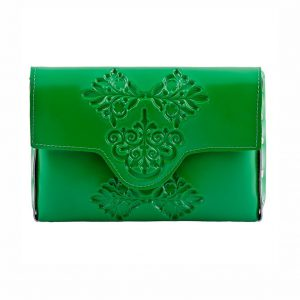 medusa green bag groen vegan