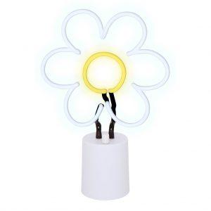 daisy lamp neon licht sunnylife mirthecastello