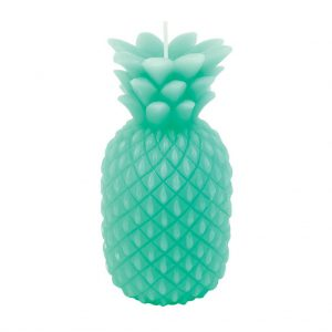 green pineapple kaars candle ananas