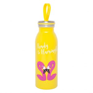 flask thermoskan geel yellow