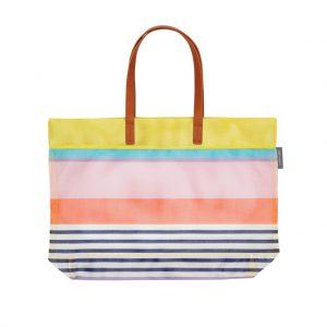 havana beach bag strand tas kleurtjes