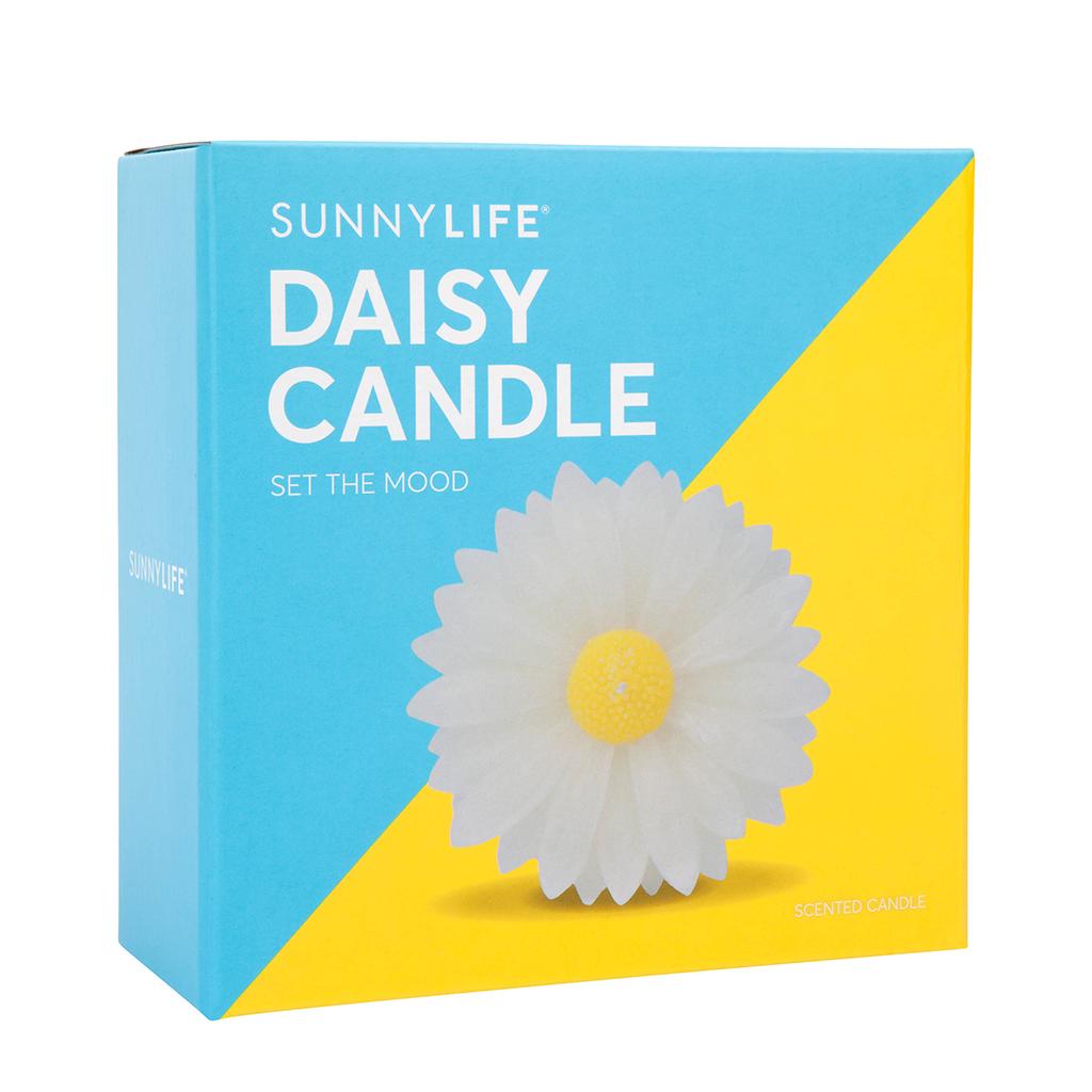 daisy kaars doos verpakking candle