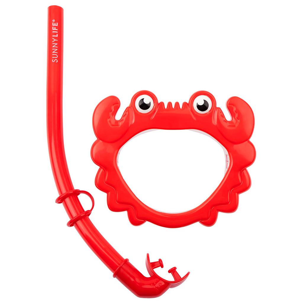 Snorkel Set Crabby Sunnylife
