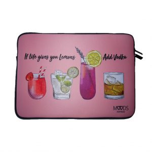 laptop sleeve hoes cocktail