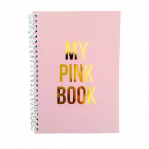 my-pink-book-notebook-