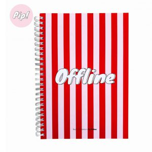 notebook offline studio stationary