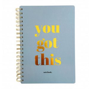 studio-stationery-notebook-you-got-this-blauw