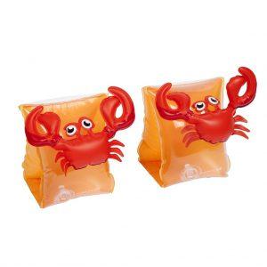 zwembandjes krab crazy sunnylife