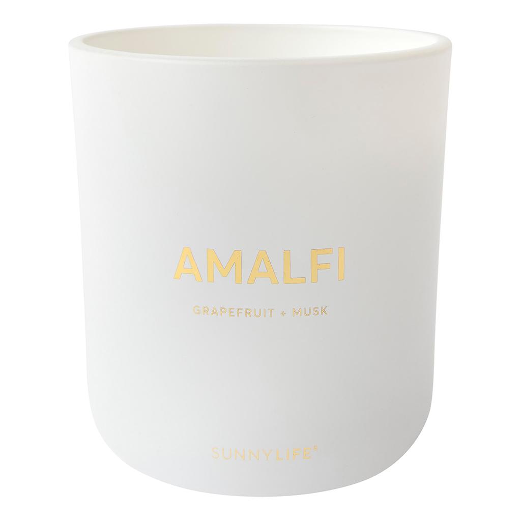 Geurkaars Amalfi Grapefruit&vleugje Italië Sunnylife