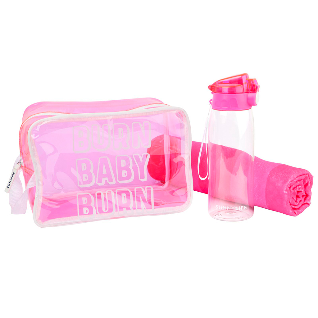 Active Kit Neon Pink Sunnylife