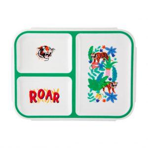 school broodtrommel tijger jungle