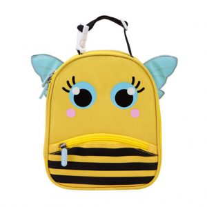 Bijentas kids school tas lunch bag bee bij