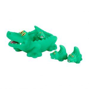 speelgoed voor in bad krokodil