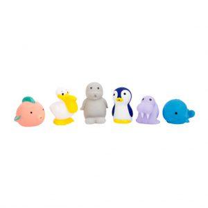 bad speelgoed zee dieren