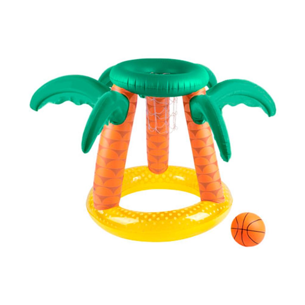 Opblaasbare Basketbal Set Sunnylife