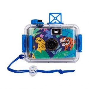 onderwater camera jungle