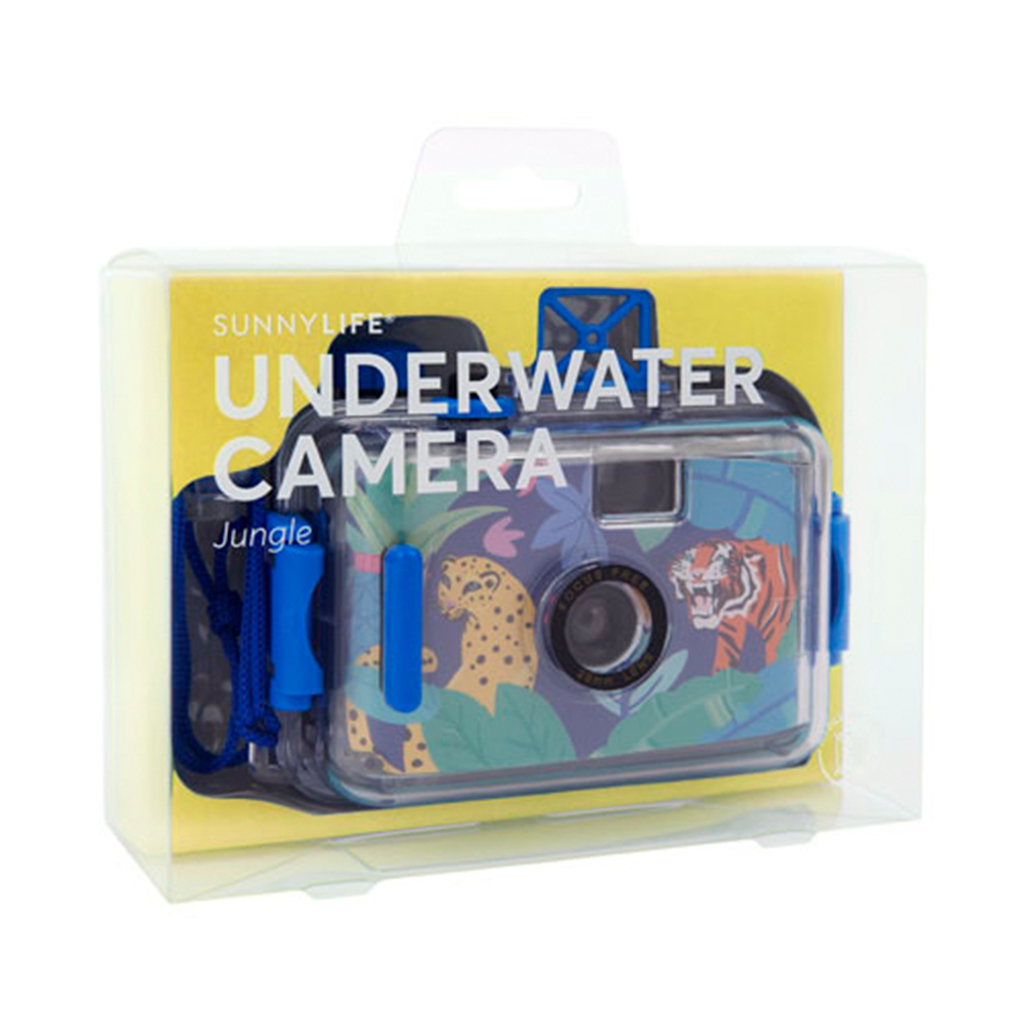 verpakking onderwater camera jungle