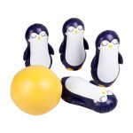 pinguïn bowlen voor buiten