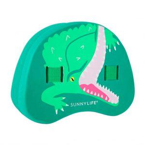 zwemgordel krokodil back float kids Sunnylife