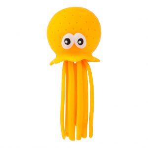 octopus oranje bad speeltje