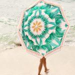 kasbah parasol sunnylife