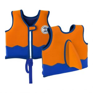 zwemvest oranje haai