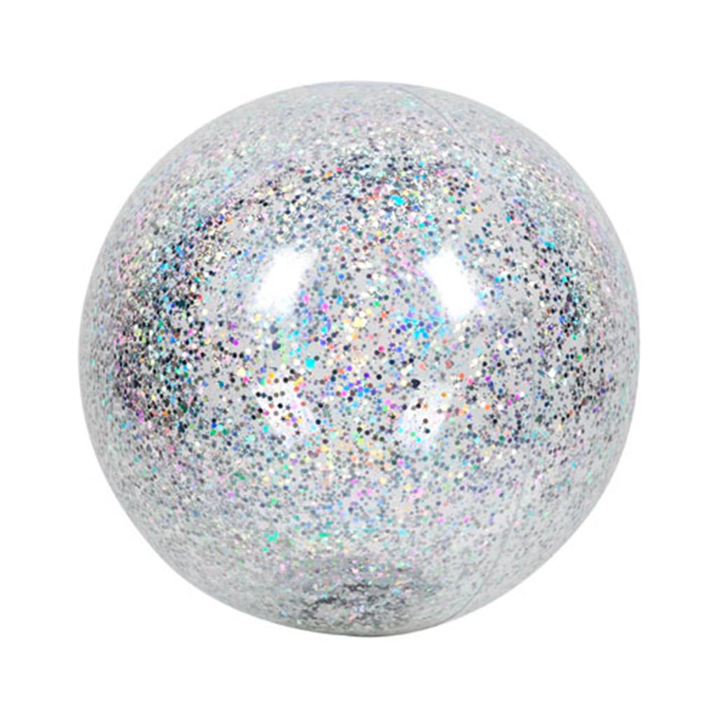 Opblaasbare Strandbal Glitter Sunnylife