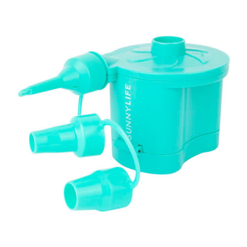 pomp blauw batterij sunnylife floats
