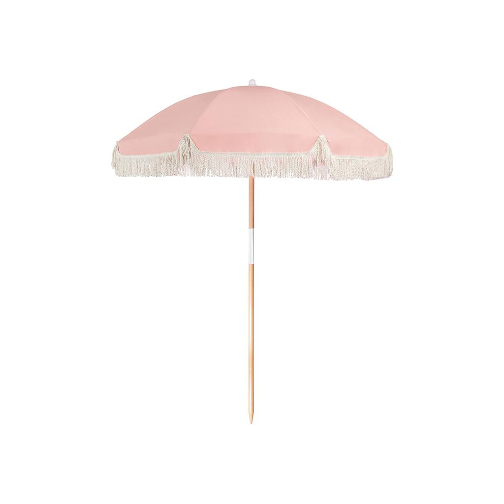 Sunnylife – Luxe Strand Parasol Pink Powder