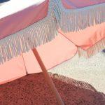 parasol roze sunnylife