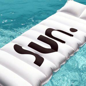 sunnylife vintage luchtbed