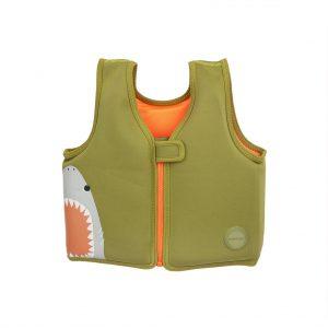 sunnylife zwemvest haai kids